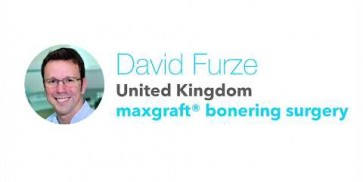 maxgaft® bonering surgery David Furze