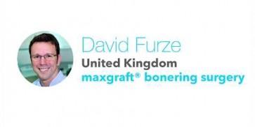 maxgaft® bonering surgery David Furze